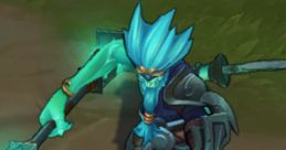 Underworld Wukong - League of Legends