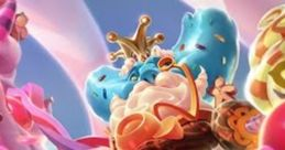 Candy King Ivern - League of Legends