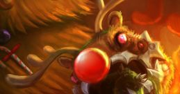 Reindeer Kog'Maw - League of Legends