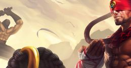 Lee Sin - League of Legends