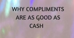 Good Compliments