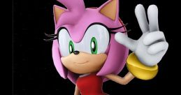 Amy Rose Soundboard: Sonic The Hedgehog