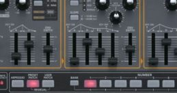 Weapons Synthesized on Analog Synths