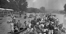 Outdoor Crowds: Henley Regatta Soundboard