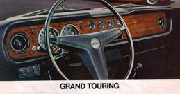 Motor Car: Ford Cortina 1500C 1969 Model: Interior Soundboard