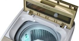 Household Effects: Electric Automatic Washing Machine Soundboard
