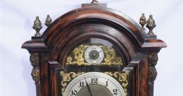 Domestic Clock: Westminster Chimes Soundboard