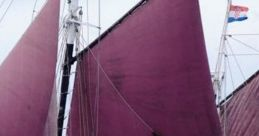 Sailing Ship: Gaff-Rigged Ketch: Exterior Soundboard