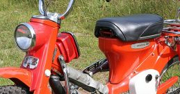 Honda 90 Motor Cycle Soundboard