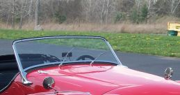 Triumph Tr3 Sports Car, 1957 (Exterior) Soundboard