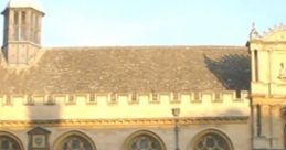 Wadham College Clock, Oxford Soundboard