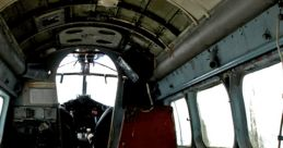 Shackleton (4 Piston-Engined Aircraft) (Interior) Soundboard