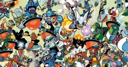 Robot Masters Music