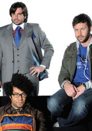 The IT Crowd Sounds