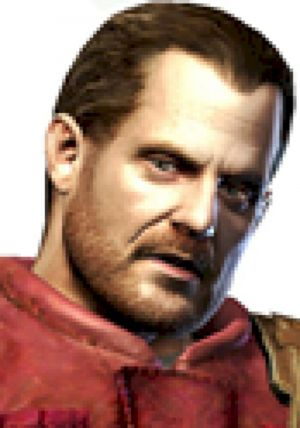 Barry Burton Sounds: Resident Evil