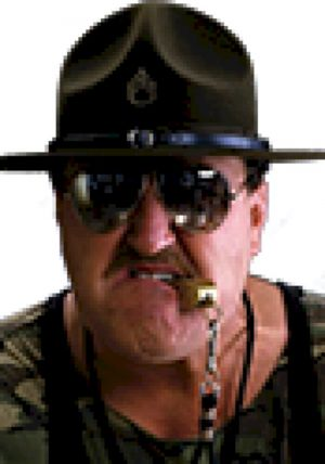 Sgt. Slaughter Soundboard