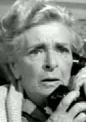 Scared Old Lady Sounds: The Twilight Zone