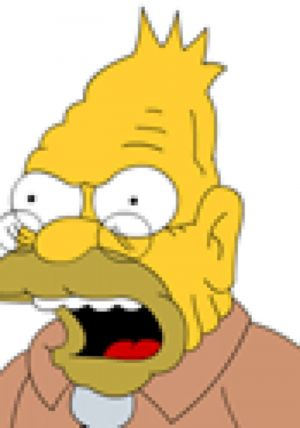 Grampa Abe Simpson Sounds: The Simpsons - Seasons 1 and 2