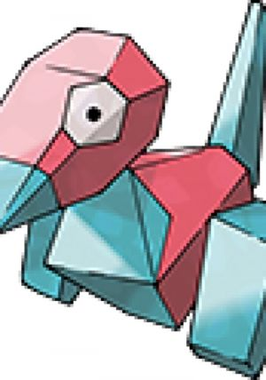 Porygon Sounds: Pokemon Snap
