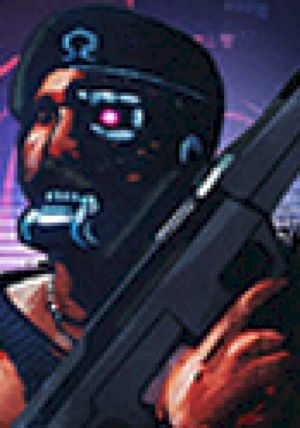 Colonel Ike Sloan Sounds: Far Cry 3 - Blood Dragon