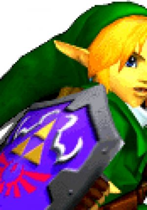 Link Sounds: Super Smash Bros. Melee