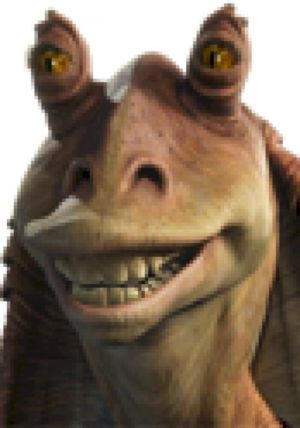 Jar Jar Binks Soundboard: Star Wars