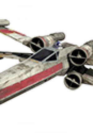 X-Wing Fighter Sounds: Star Wars