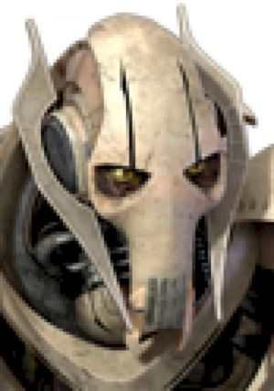 General Grievous Sounds: Star Wars