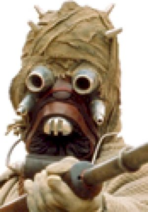 Tusken Raider Sounds: Star Wars