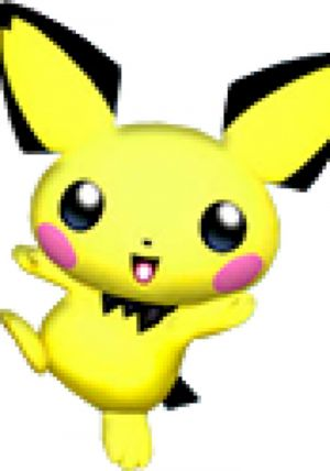 Pichu Sounds: Super Smash Bros. Melee