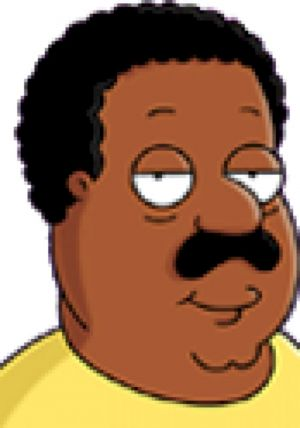 Cleveland Brown Sounds: Family Guy - Seasons 1, 2, and 3
