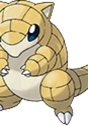 Sandshrew Sounds: Pokemon Snap