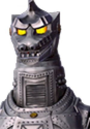 Mechagodzilla Sounds