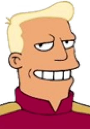 Zapp Brannigan Sounds: Futurama - Seasons 1 and 2