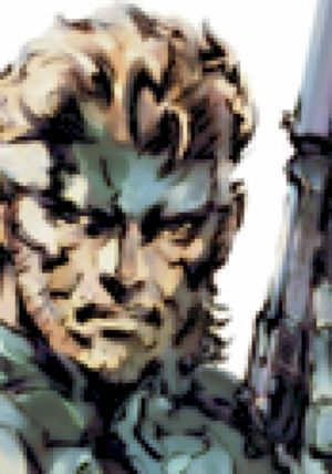 Solid Snake Sounds: Metal Gear Solid