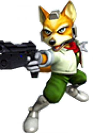 Fox McCloud Sounds: Super Smash Bros. Melee