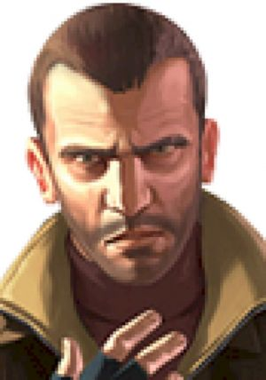 Niko Bellic Sounds: Grand Theft Auto IV