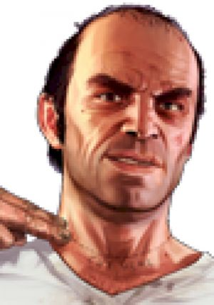 Trevor Philips Soundboard: Grand Theft Auto V