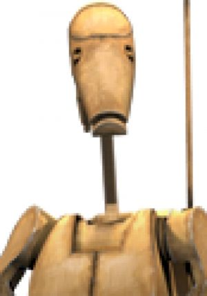 Battle Droid Sounds: Star Wars