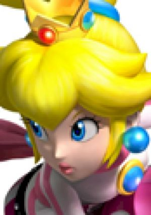 Princess Peach Sounds: Mario Kart Wii