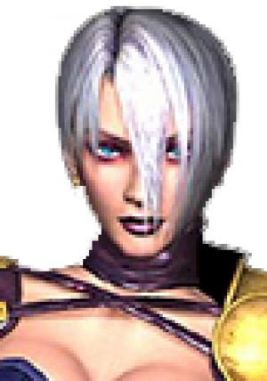 Ivy Valentine Sounds: Soulcalibur