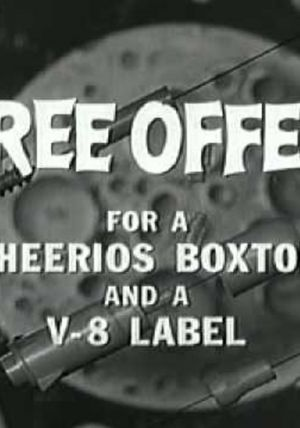 Cheerios And V-8 For Breakfast Advert Music