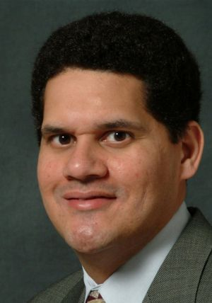 Reggie Fils-aime Sounds