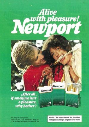 Newport Cigarettes Advert Music