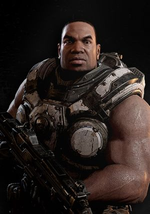 Gears Of War Cole Train Sounds