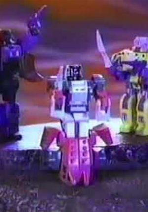 Transformers Jr headmasters Advert Music