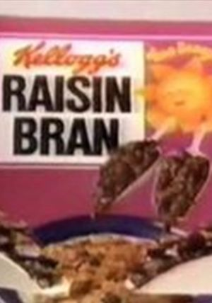 Two Scoops of Raisins Advert Music