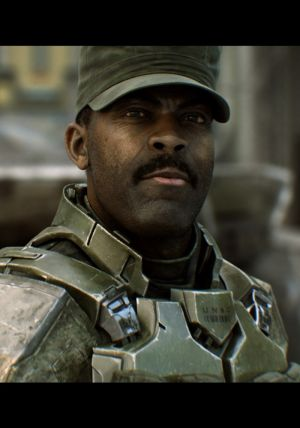 Halo Sergeant Avery Johnson Sounds