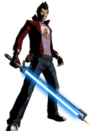 No More Heroes Travis Touchdown 2 Sounds