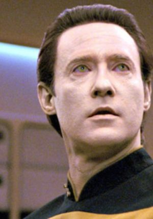 Commander Data - Star Trek TNG Soundboard